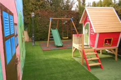 childrens play area painting - Wadkar Painting contractors